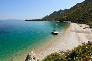 Plaža Jezero