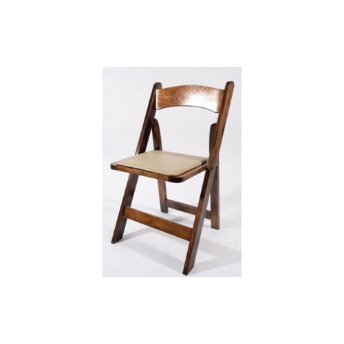 wooden folding chairs for rent dx racer chair catablog category tables and pella rental create an impression with this the dark wood is