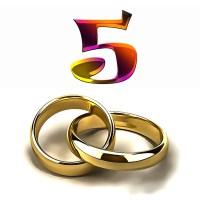 """Sulle 5 regole d'oro per trovare il coniuge """"giusto""""."""