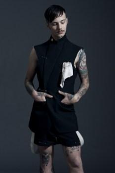 Trust Nobody styled by Simona Dell'Unto & shot by Dario Salamone