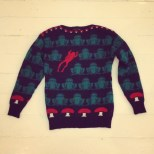 Jumper from Pello for Homeless Couture