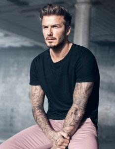 H&M Modern Essentials selected by David Beckham