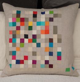 Pixel Pillow - Kati Spencer