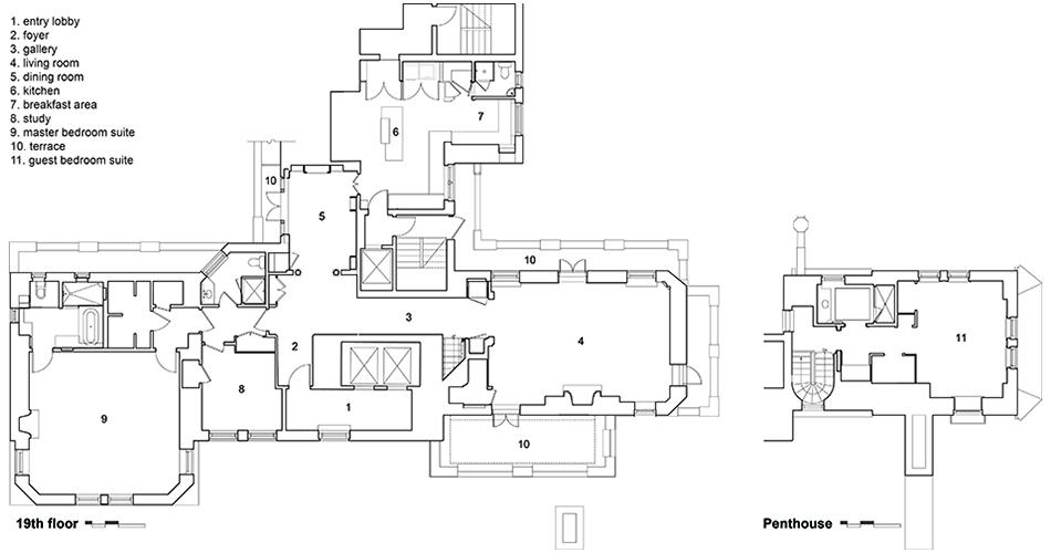 770 park avenue pelloverton architects for 770 plan