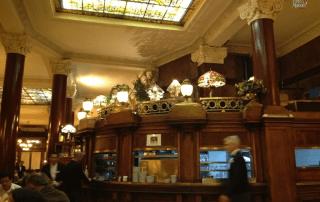 CAFÉS EM BUENOS AIRES - CAFÉ TORTONI