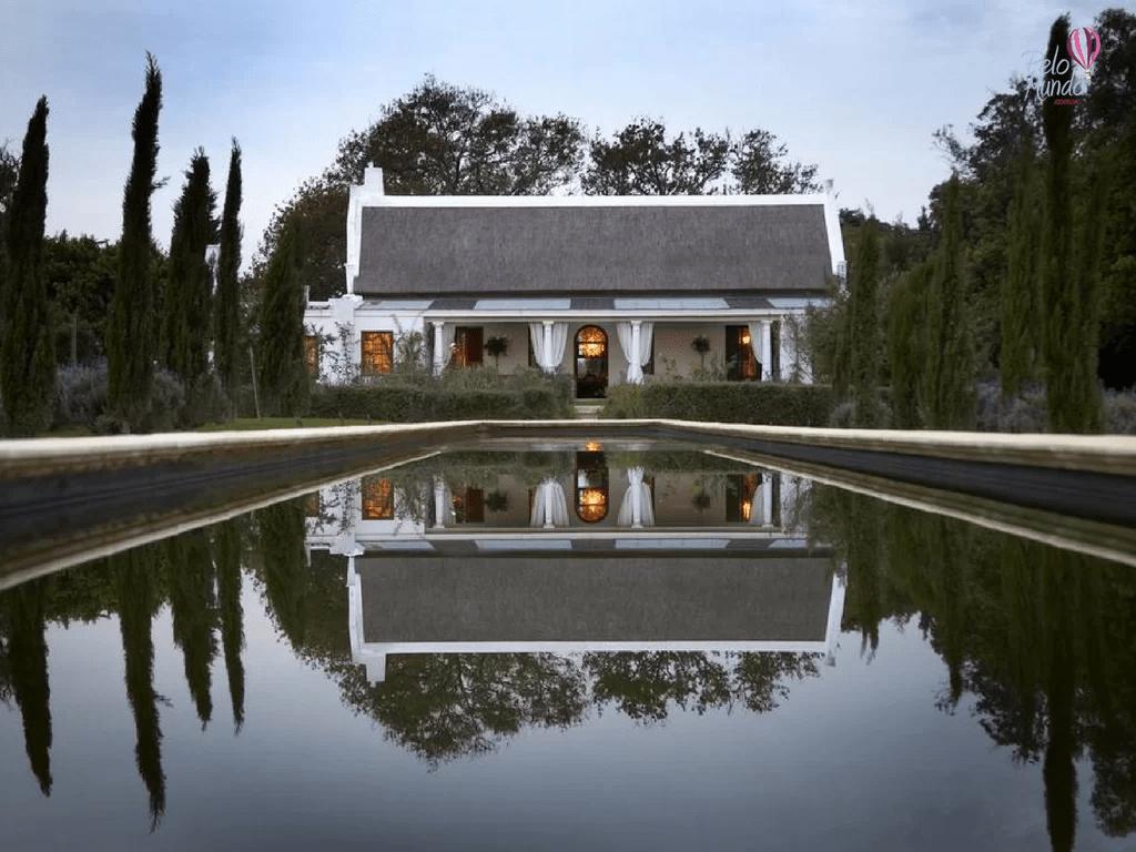 Hawksmoor House Stellenbosh