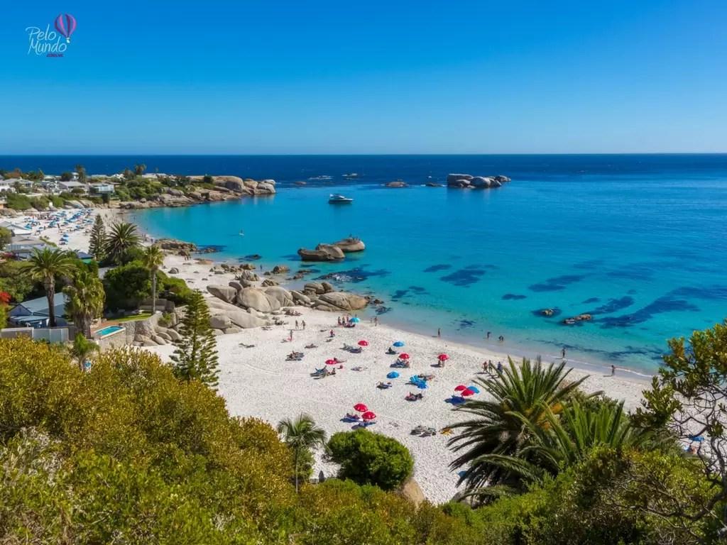 praias da cidade do cabo: Clifton Beach