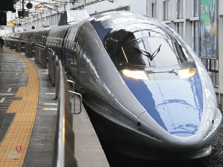 Transporte Público no Japão I Trem-Bala I Como andar pelo Japão