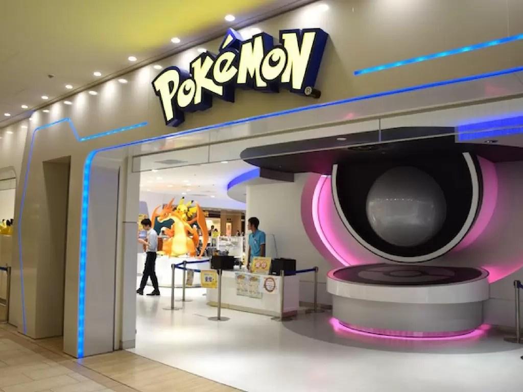 toquio para nerds - Sunshine City Pokemon Center