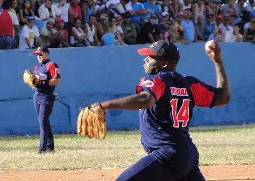 Frank Madan Montejo, lanzador