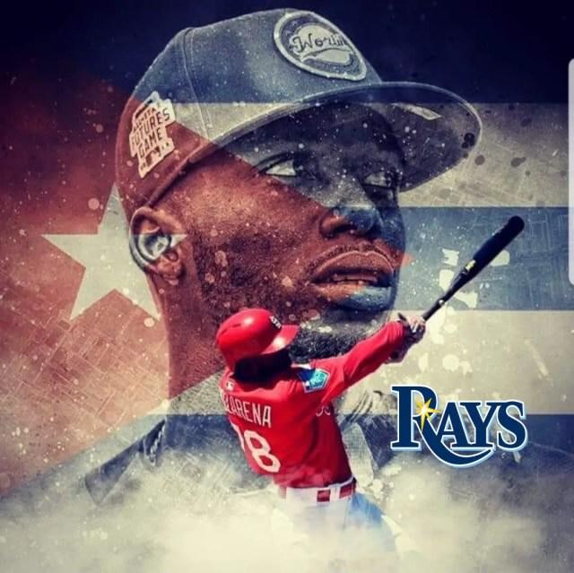 Randy Arozarena tendra oportunidad en los Rays de Tampa bay