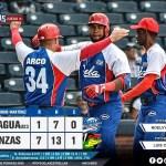 Los Cocodrilos de Matanzas consiguen barrer en la doble jornada sabatina a la selección U23 de Nicaragua, tras ganarle 7×1 en el 2do juego del día.