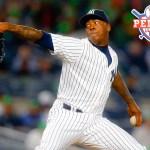 Chapman salva su tercer juego en la victoria de los Yankees