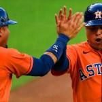 Ofensiva de Yuli/Aledmys catapulta a los Astros sobre Marineros en Seattle