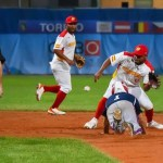 Cubanos continúan en acción en Campeonato Europeo de Béisbol