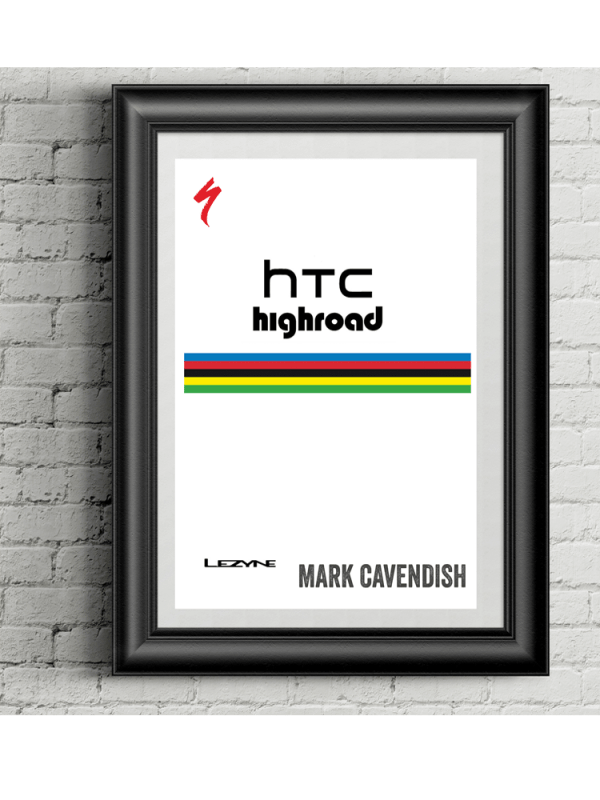 Mark Cavendish World Champion