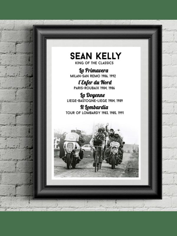 Seann Kelly Classic Palmares