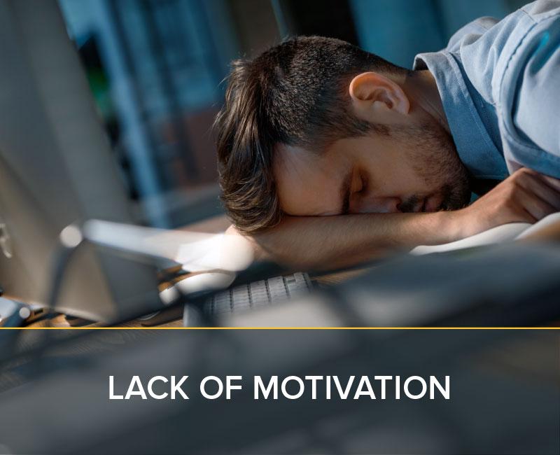 Lack of Motivation Simulation - pelotonRPM