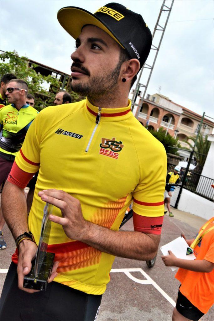 Álvaro Lobato Pizzería Española - Sporting Pursuits
