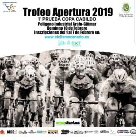 Cartel Arafo 2019