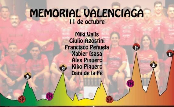 Memorial Valenciaga Tenerife
