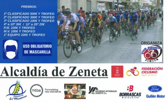 Cartel GP Poncemur 2020