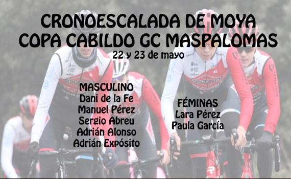 Moya Maspalomas Copa Cabildo Gran Canaria