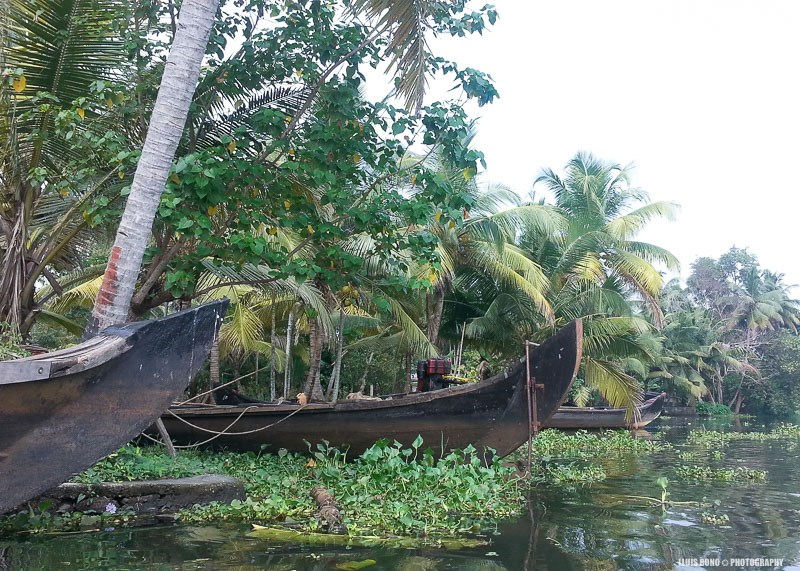 Canoes als backwaters