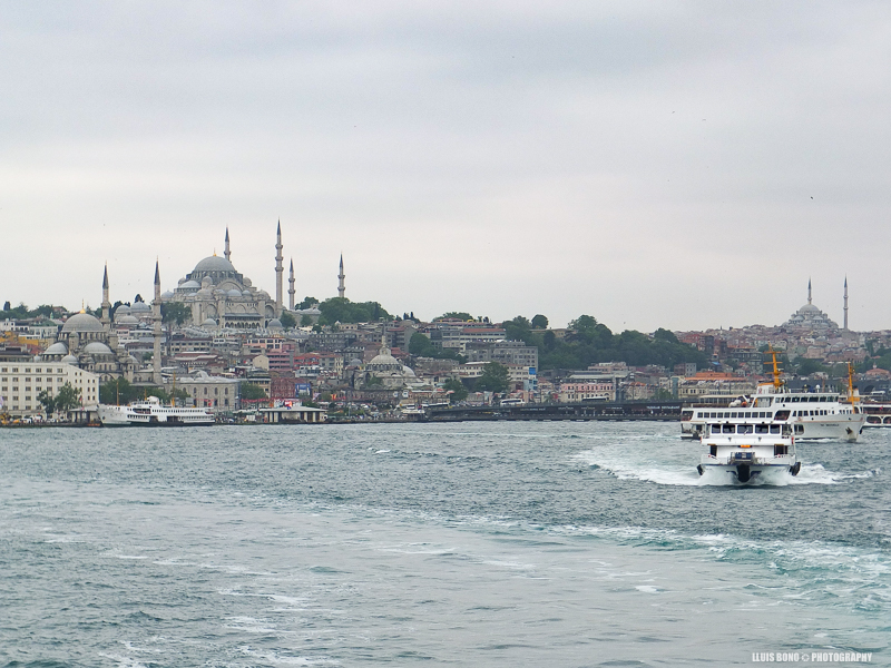 Ferry a Estambul