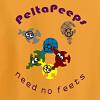 PeltaPeeps Tee closeup