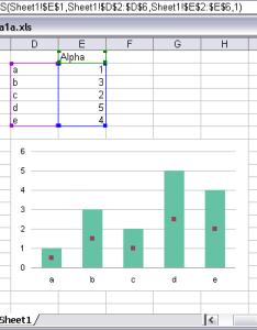 Make  copied chart link to new data peltier tech blog also gungoz  eye rh