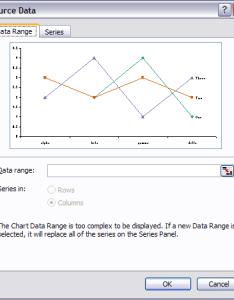 Excel source data dialog also chart highlighting peltier tech blog rh peltiertech
