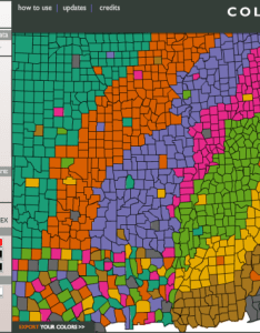 Updated colorbrewer display basis for jon   earlier palette also excel chart color update peltier tech blog rh peltiertech