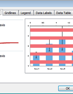 Text labels on  vertical column chart in excel peltier tech also charting options best picture of anyimage rh