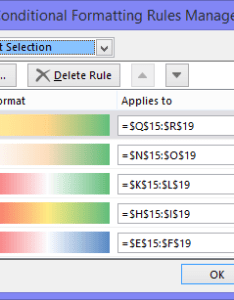 Create  heat map using excel   conditional formatting peltier tech blog also rh peltiertech