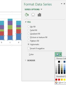 also using colors in excel peltier tech blog rh peltiertech