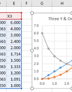 Xy scatter chart with three series also multiple in one excel peltier tech blog rh peltiertech