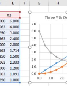 Xy scatter chart with three series also multiple in one excel peltier tech blog rh peltiertech