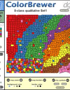 Color brewer also using colors in excel charts peltier tech blog rh peltiertech
