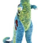 Dinosaurio t-rex gigante de peluche gigante