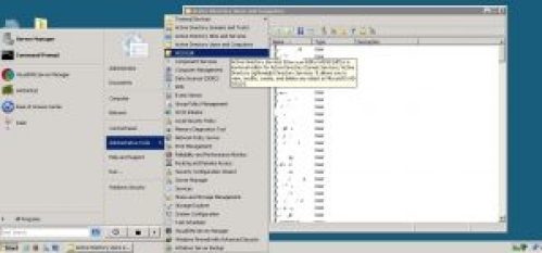 Cara membuat User di active directory windows server