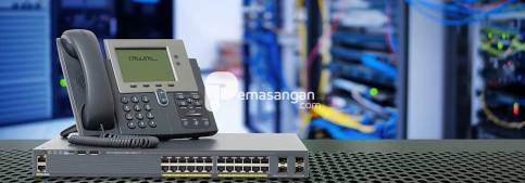 Jasa instalasi Ip phone