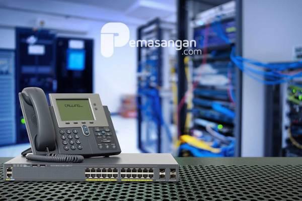 Jasa instalasi IP Pbx