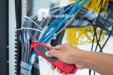 harga instalasi kabel data