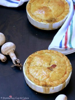 Chicken Pie {Pastel de Pollo}