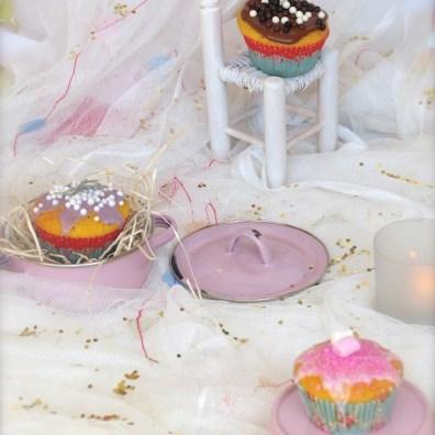 Fairy Cakes {Cupcakes de Hada}