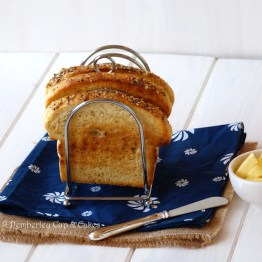White Sandwich Bread {Pan de Molde}
