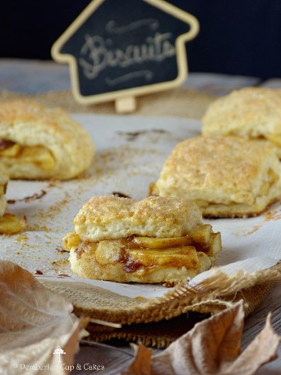 apple pie buttermilk biscuits recipe