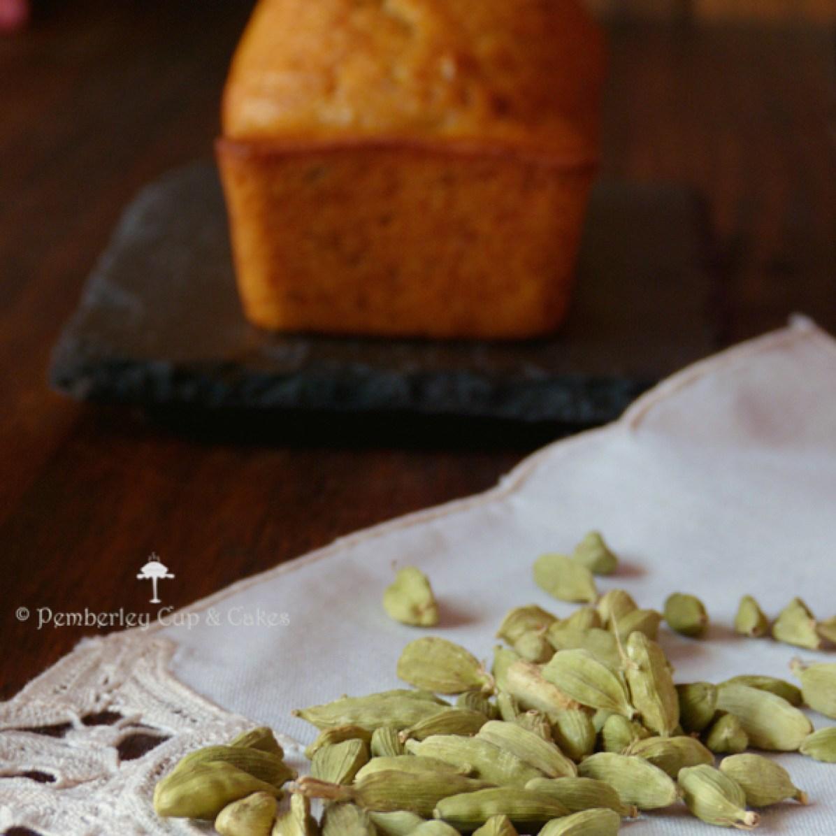 Pan especiado de calabaza con nueces pecanas