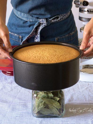 Cheesecake Japonés (Cotton Cheesecake)